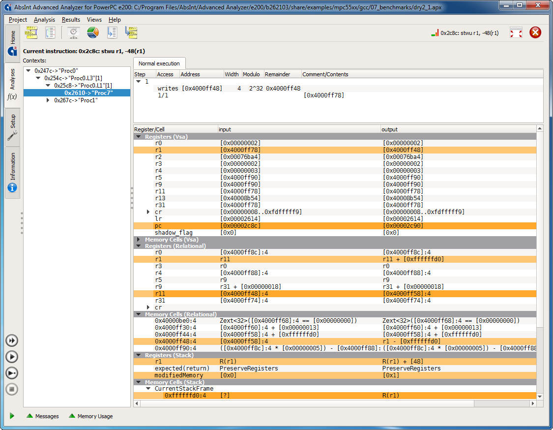 StackAnalyzer screenshot
